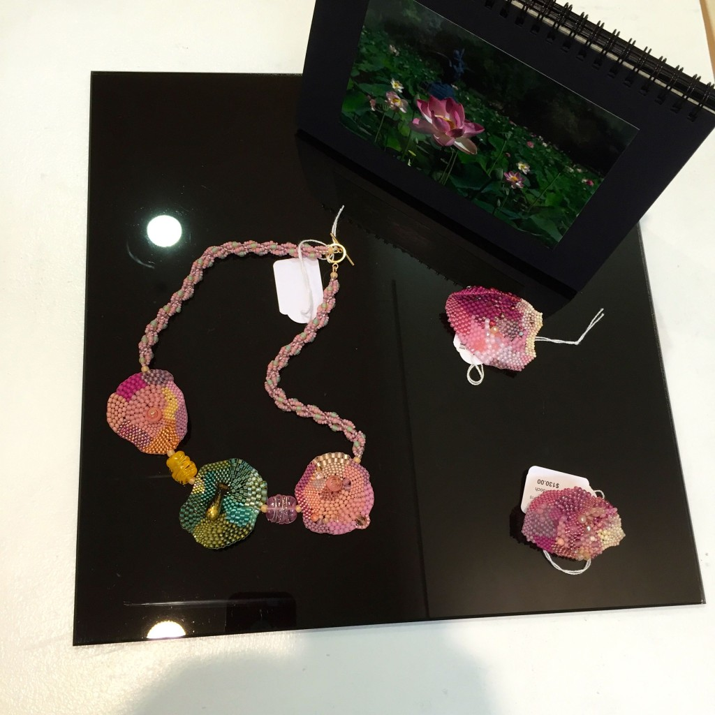 Jenny Knight Water Lily series