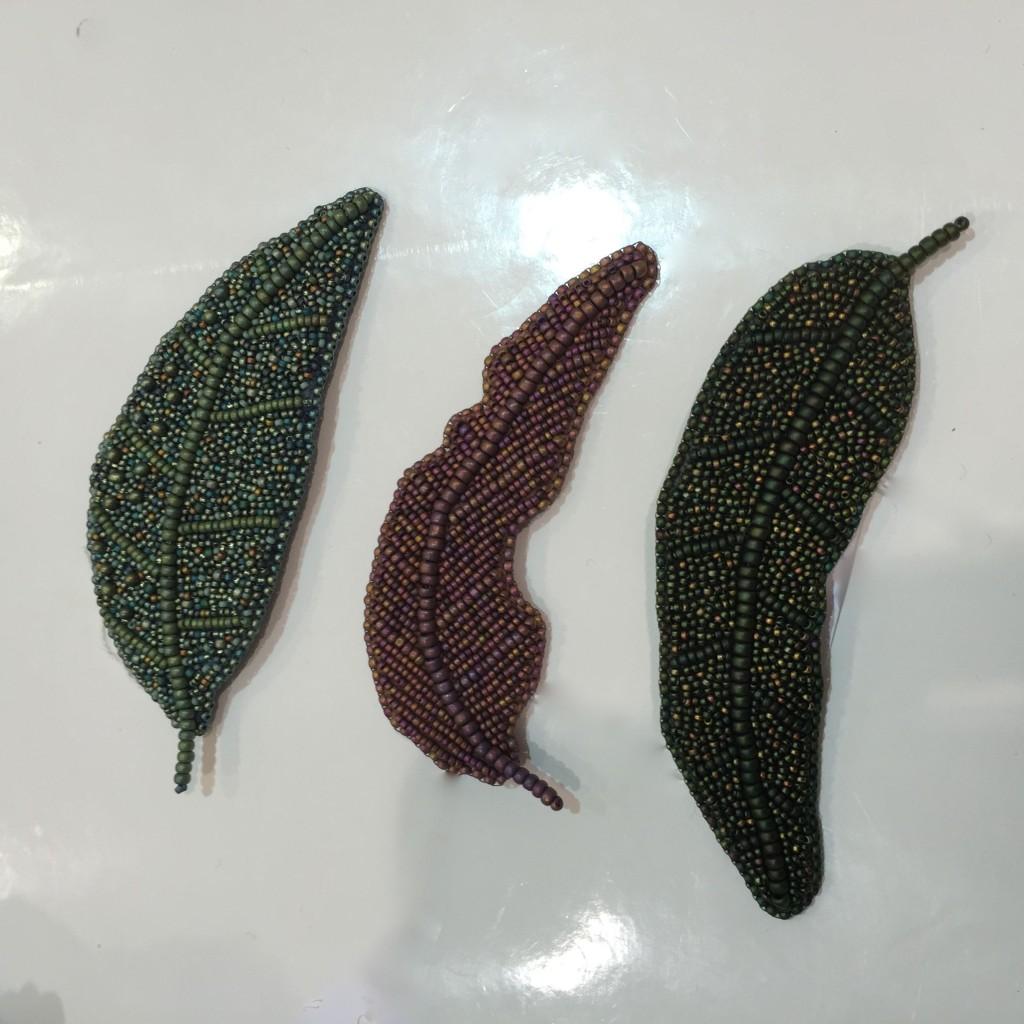 Lyn Branson Gum Leaf series