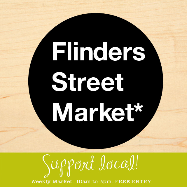 Find me at Flinders St Market17