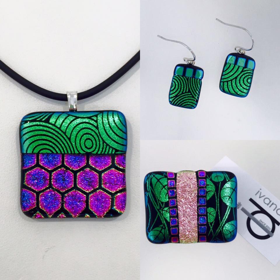 Ivana DiStasio jewellery