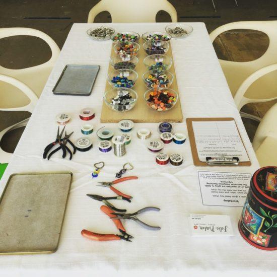 SALA Workshop to raise money for AIME