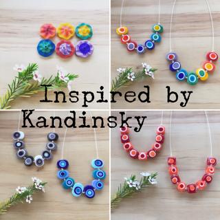 Inspired by kandinsky