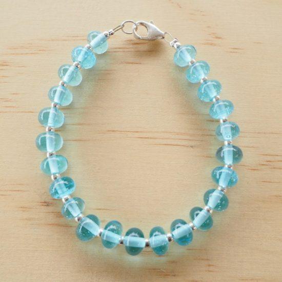 Bombay Sapphire Gin bracelet