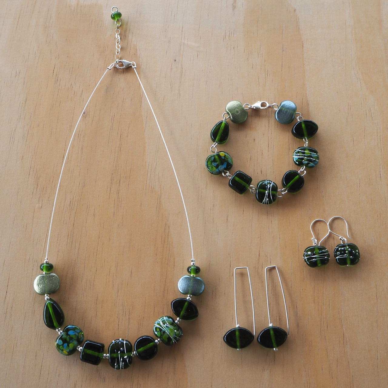 3. Champagne Bottle Jewellery