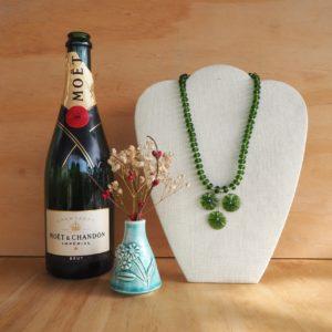 3. Moet Champagne Jewellery