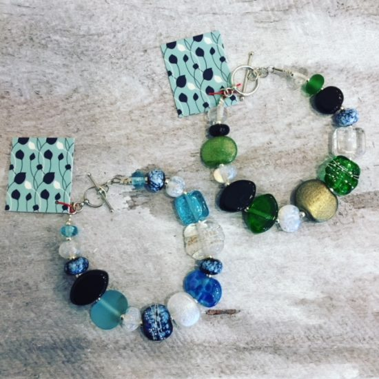 gin and tonic bracelets