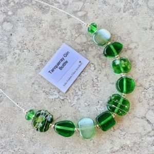 Tanqueray Gin Bottle Jewellery