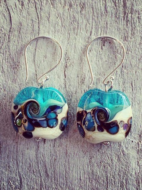 ocean wave beads