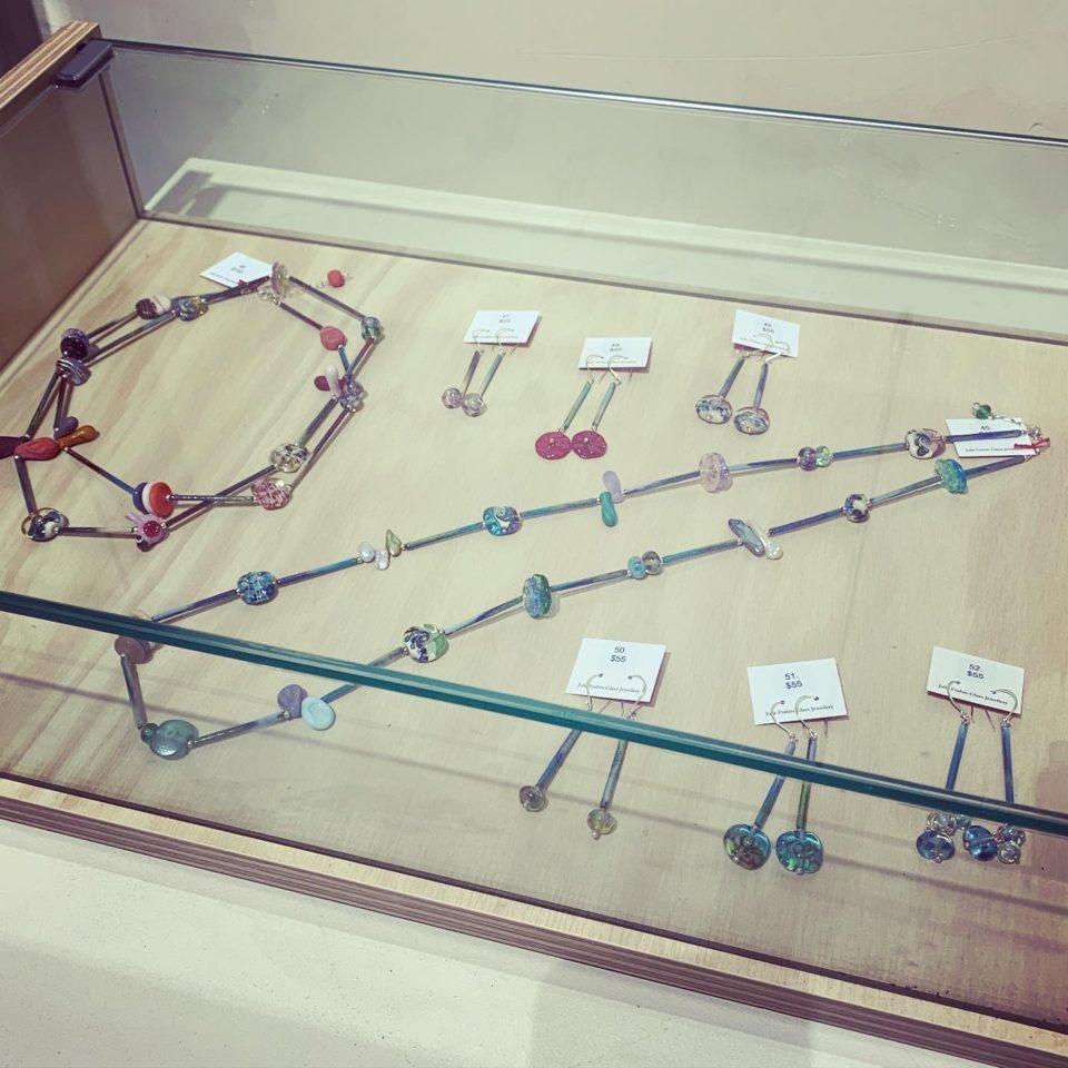 Julie Frahm Glass Jewellery - SALA 2020
