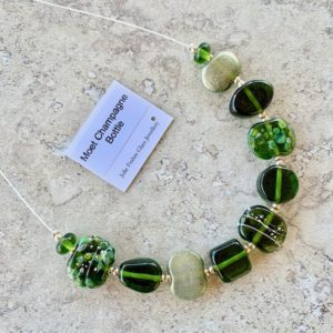 Champagne Bottle Jewellery
