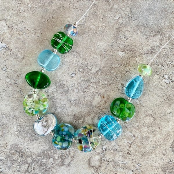 Gin and Tonic Necklace