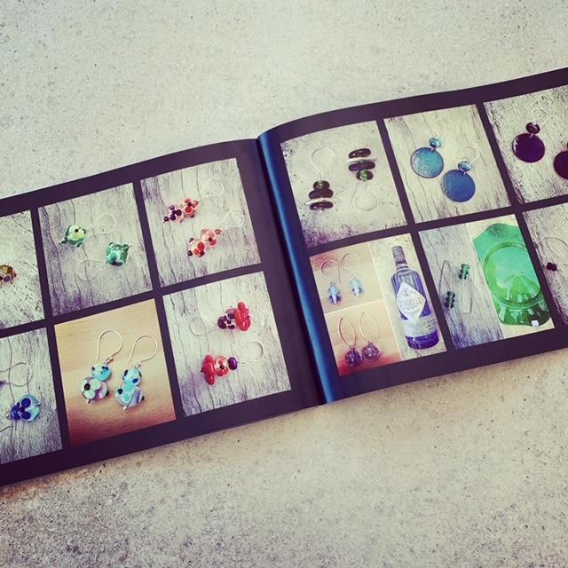 book of earrings