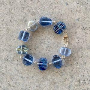 Citadelle Gin bottle bracelet