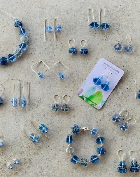 citadelle gin bottle jewellery