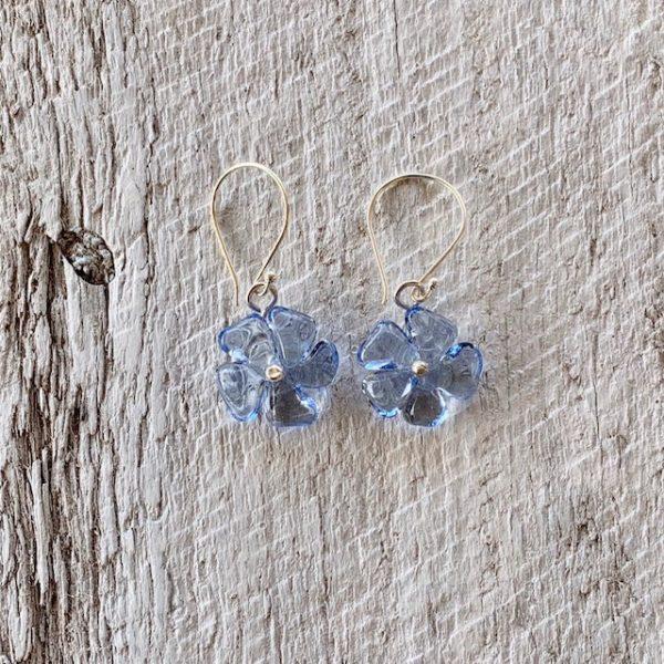 citadelle gin bottle earrings
