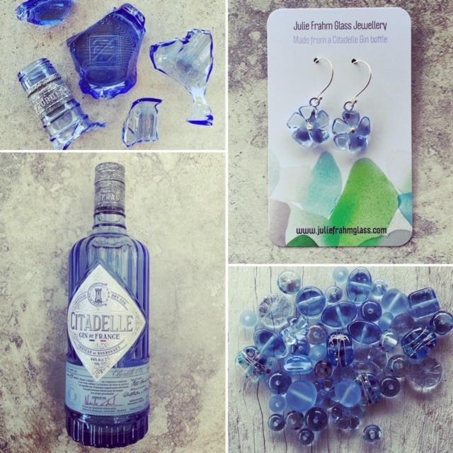 gin bottle jewellery