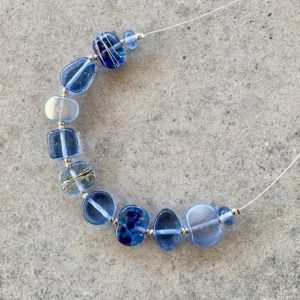 Citadelle gin bottle necklace