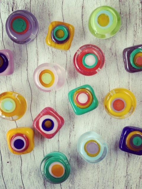 Kandinsky concentric circles