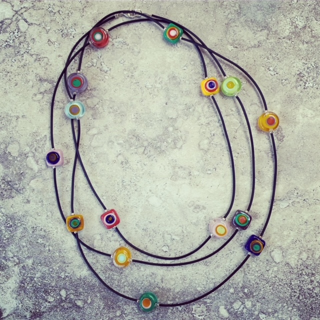 Kandinsky Necklace