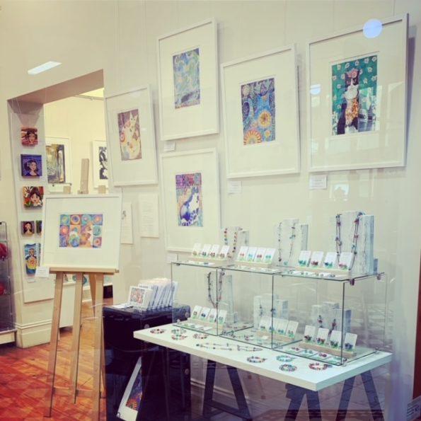 Julie Frahm Glass Jewellery