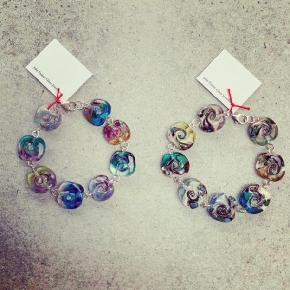 wave bead bracelet