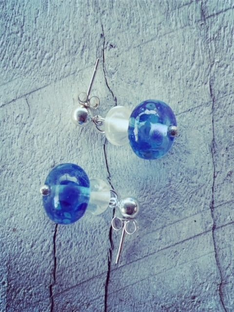 Citadelle Gin and Tonic Earrings