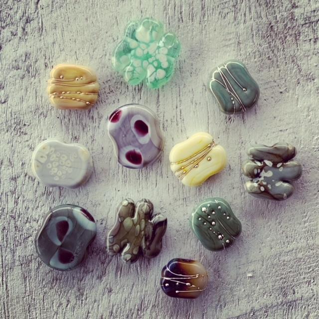 Julie Frahm Glass Beads